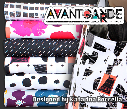 Art Gallery Fabrics Avantgarde Collection