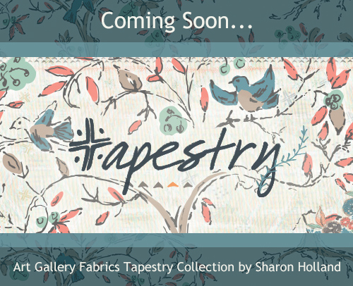 Art Gallery Fabrics Tapestry Collection