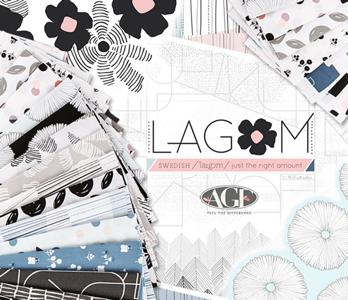 新入荷 Art Gallery Fabrics Lagom Collection