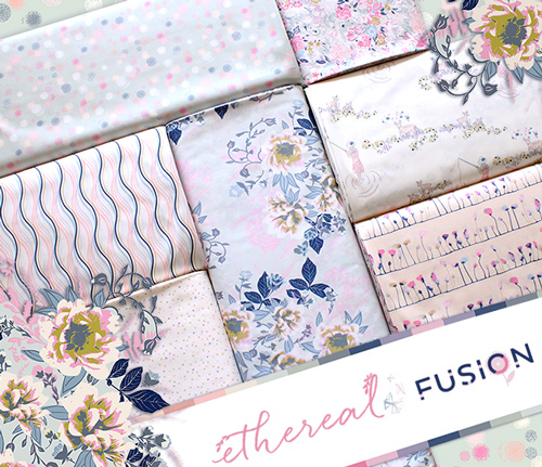 販売開始 Art Gallery Fabrics Ethereal Fusion Collection