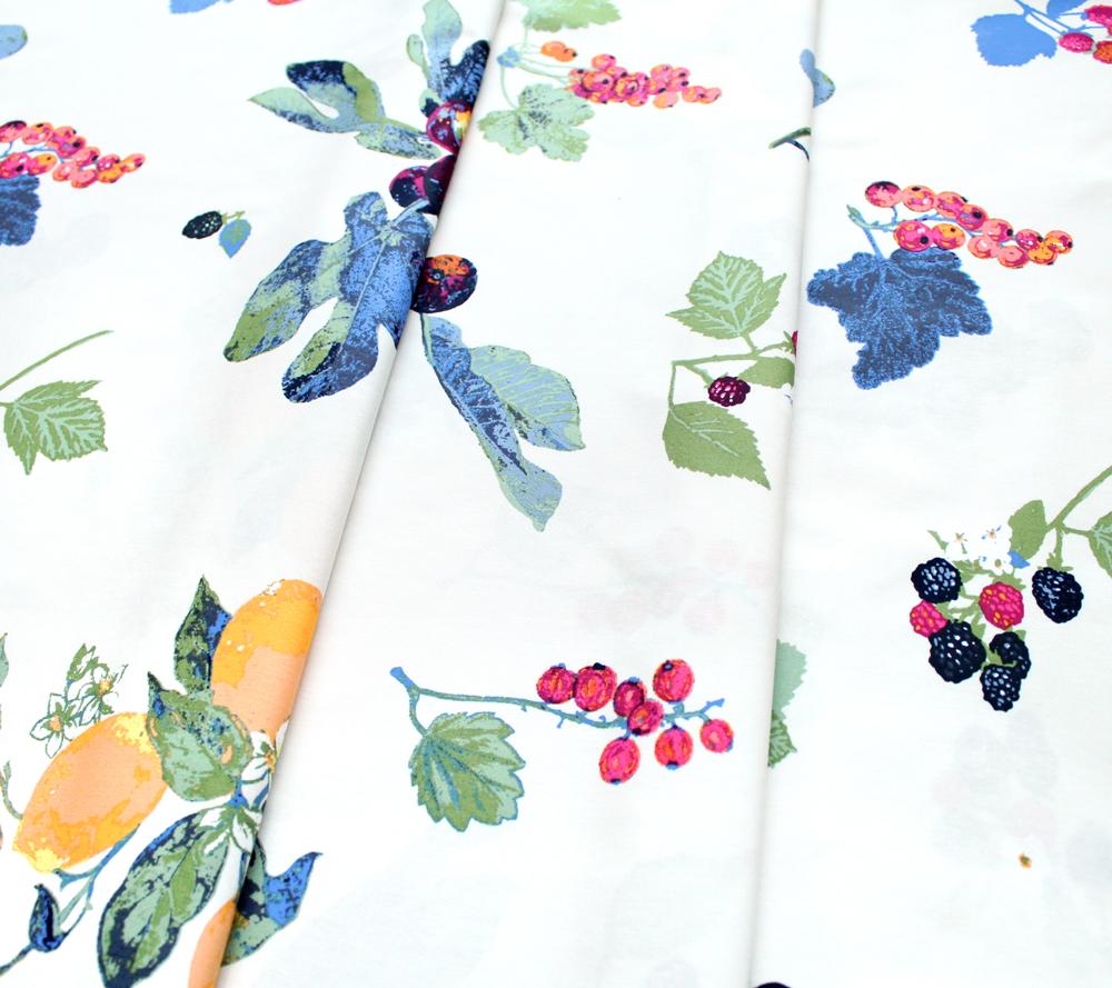 Art Gallery Fabrics Mediterraneo Frutteria Sand