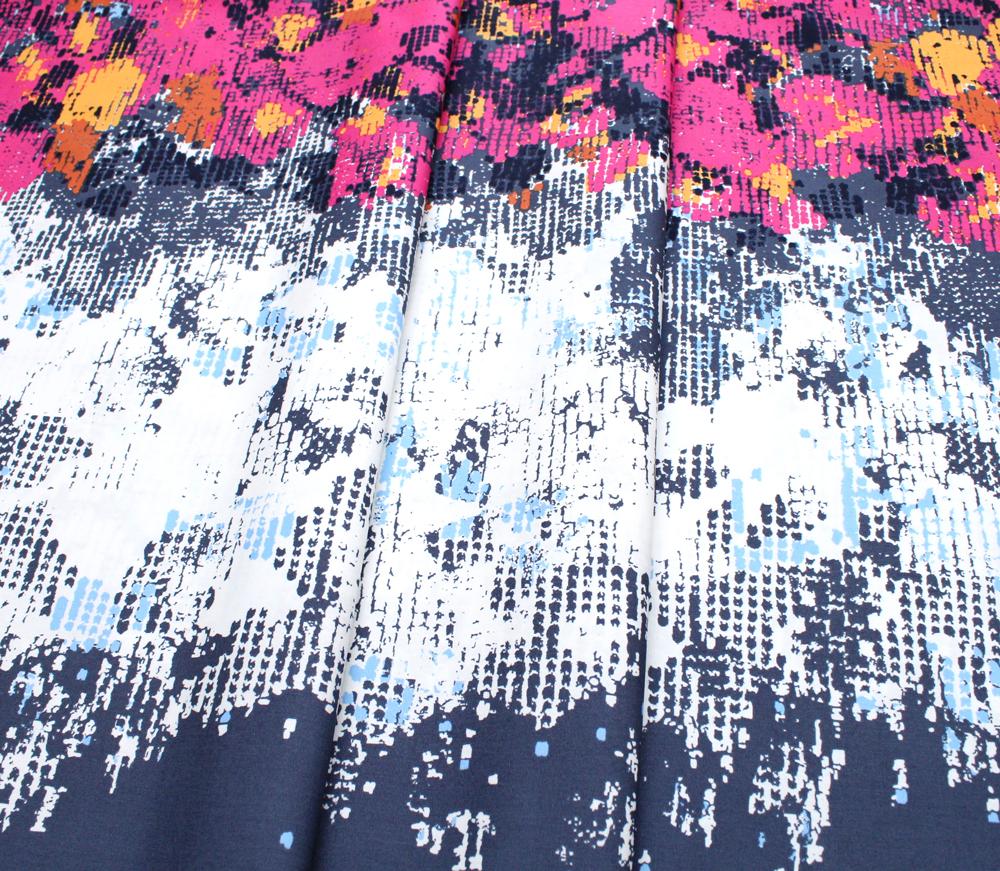 Art Gallery Fabrics Mediterraneo Djulovi Parchment PANEL
