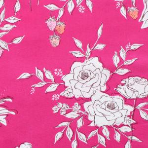Art Gallery Fabrics Sonata Pastoral Magenta