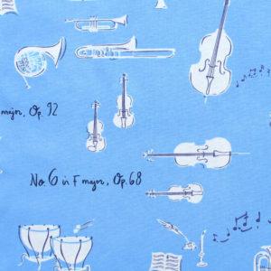 Art Gallery Fabrics Sonata Sinfonie in Danube