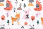 Dashwood Studio Geo Forest GEO 1394 Animals