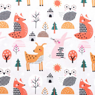 Dashwood Studio Geo Forest GEO 1394 Animals