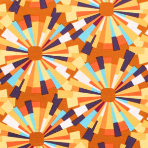 Art Gallery Fabrics Aura Leis Burst Pineapple