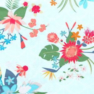 Art Gallery Fabrics Aura Laki Island Daylight