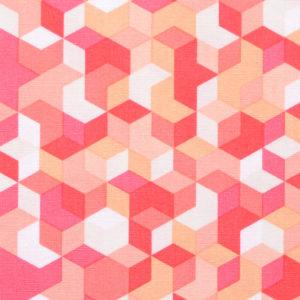 Art Gallery Fabrics Aura Mau Loa Coral