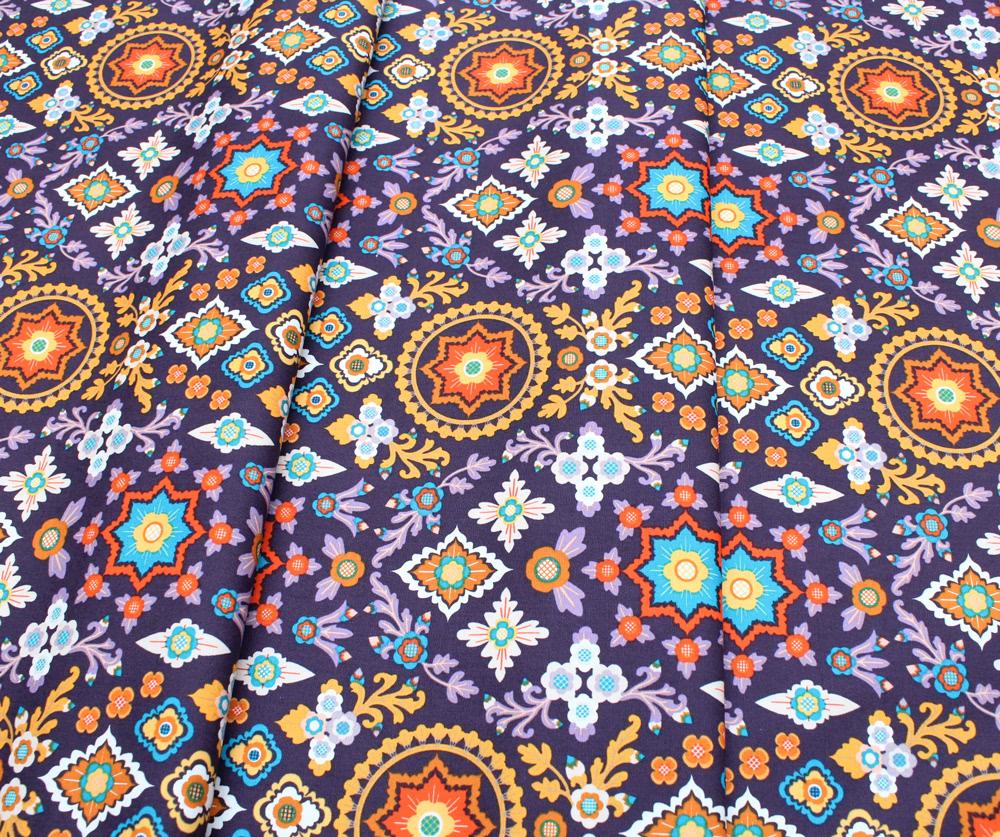 Art Gallery Fabrics Aura Aloha Spirit Windward