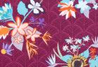 Art Gallery Fabrics Aura Laki Island Nightfall
