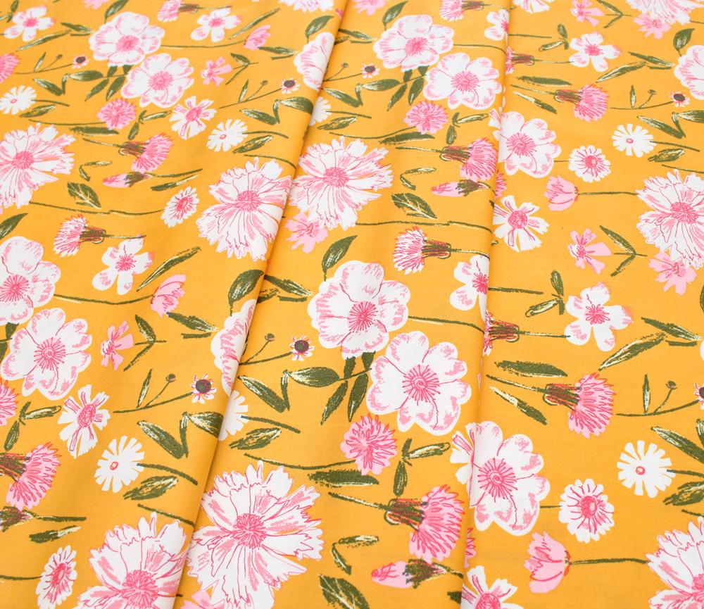 Art Gallery Fabrics Printemps Fusion Perennial Printemps