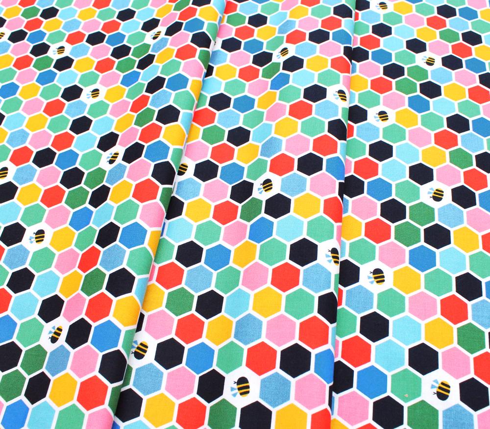 Dashwood Studio Eden Pop EPOP 1330 Honeycomb in Multi