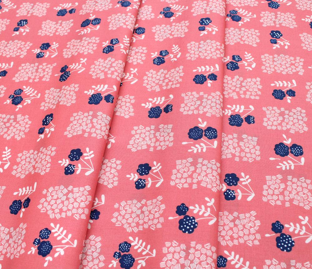 Cloud9 Fabrics Whitehaven 202402 New Lane Coral