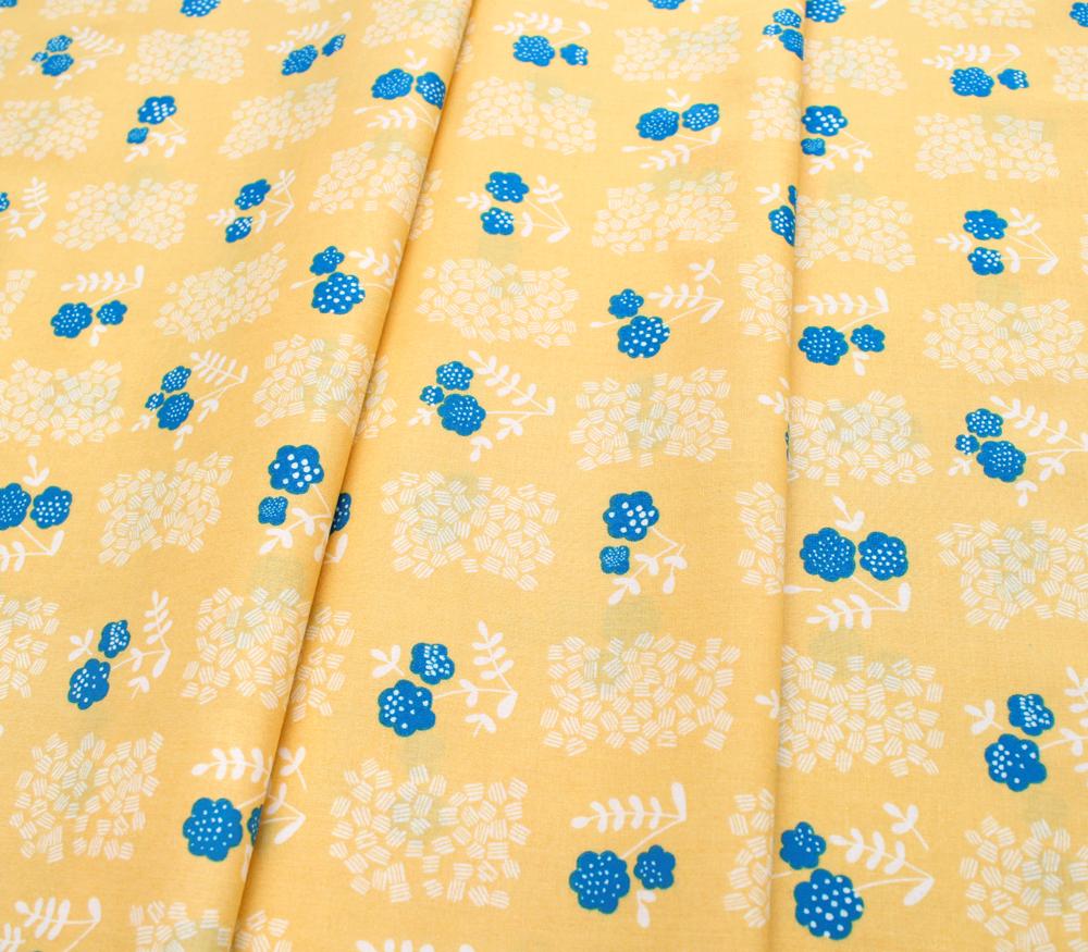 Cloud9 Fabrics Whitehaven 202401 New Lane Gold