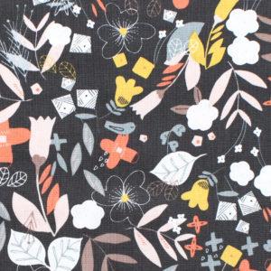 Dashwood Studio Emi & The Bird EMI 1404 Floral Charcoal