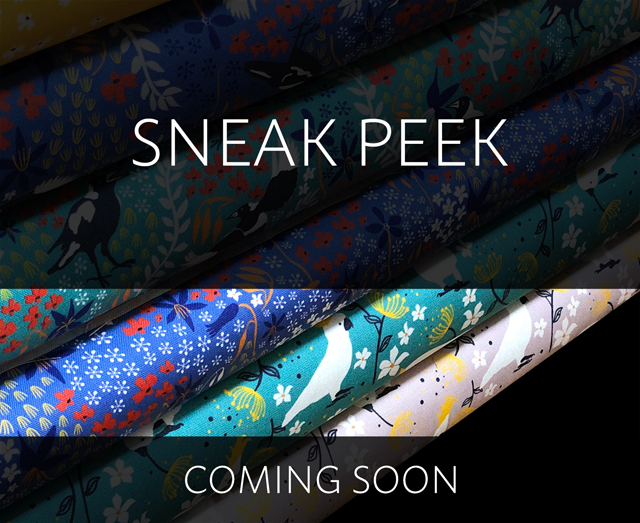 SNEAK PEEK!! 来週発売予定の新規ブランド