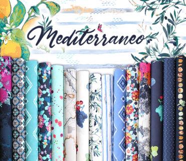 Art Gallery Fabrics Mediterraneo Collection