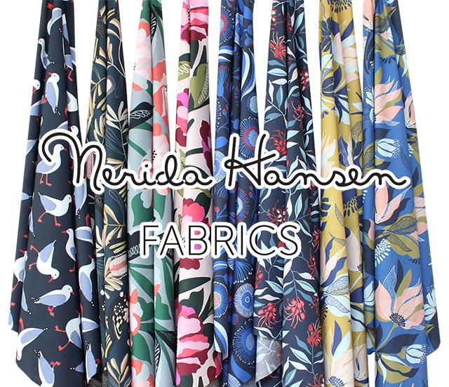 Nerida Hansen Fabrics 取り扱い開始