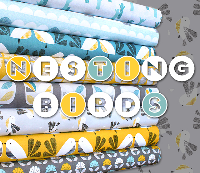 Dashwood Studio Nesting Birds Collection 入荷