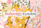 Art Gallery Fabrics Printemps Fusion Collection