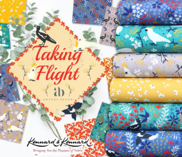 Kennard & Kennard Taking Flight Collection