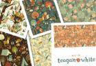 Birch Fabrics Best of Teagan White