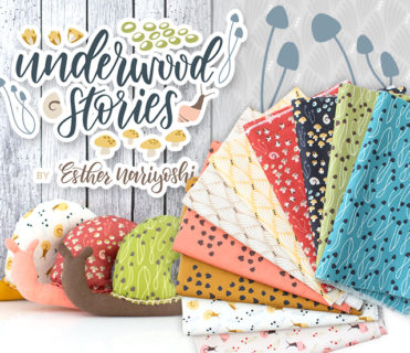 Cloud9 Fabrics Underwood Stories Collection
