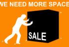 輸入生地セール