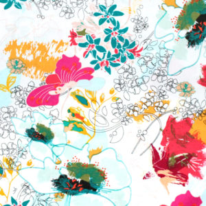 Art Gallery Fabrics Legendary Wonderlust Bold