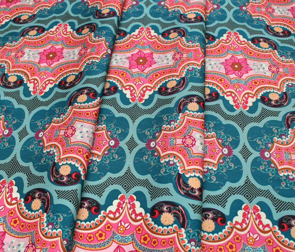Art Gallery Fabrics Legendary Brit Boutique Boho