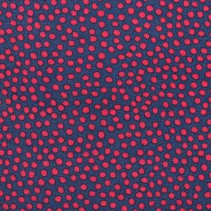 Art Gallery Fabrics Sun Kissed Sunspots Raspberry