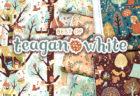 Birch Fabrics Best of Teagan White Collection