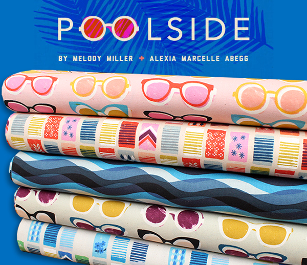 COTTON+STEEL - Poolside Collection