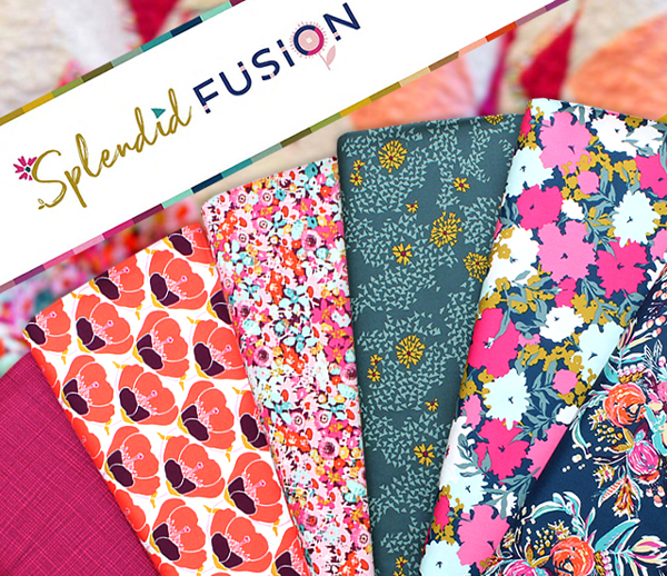 新入荷【METERS】Art Gallery Fabrics Splendid Fusion Collection