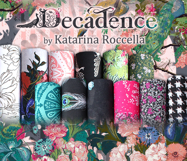 新入荷 Art Gallery Fabrics Decadence Collection