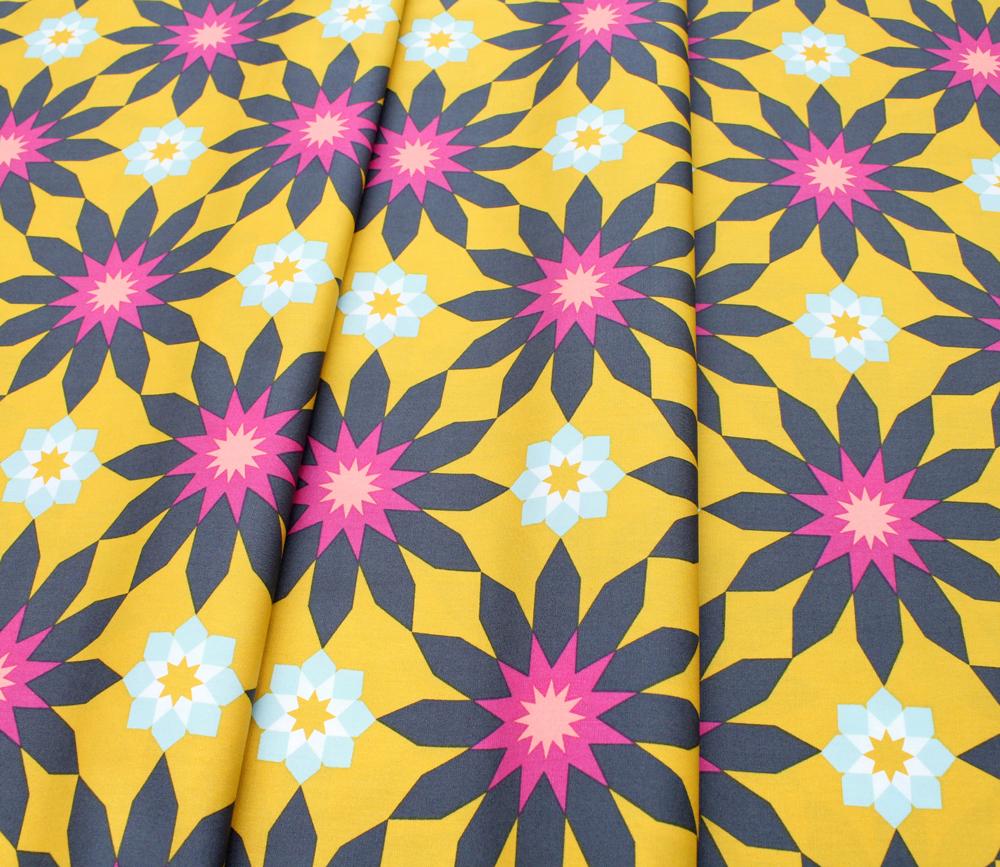 Art Gallery Fabrics Craftbound Blossoming Mosaic
