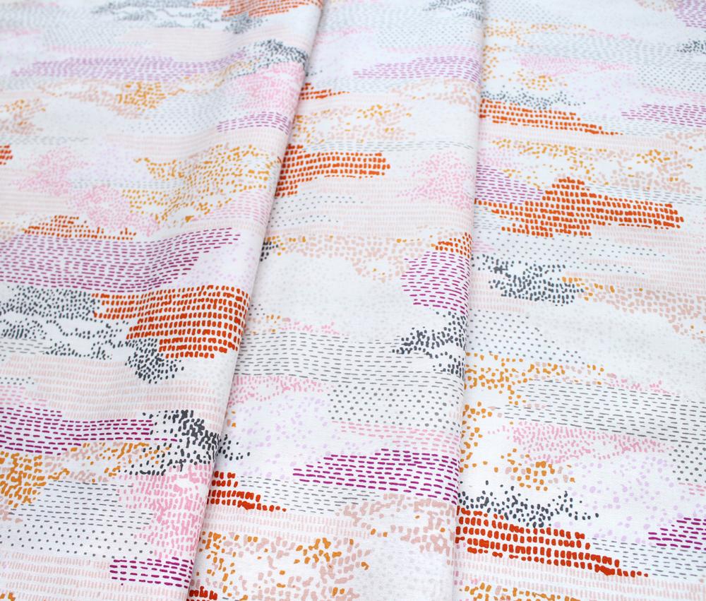 Cloud9 Fabrics Terrestrial 201101 Lichen Pink