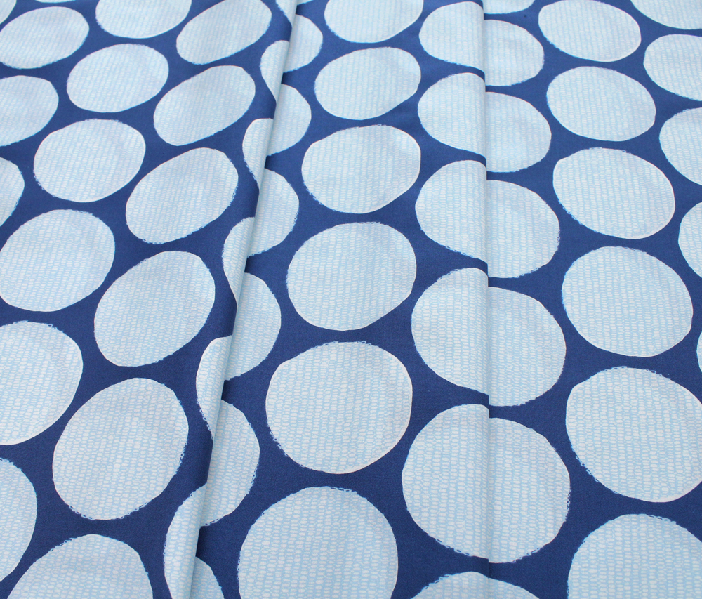 Cloud9 Fabrics Terrestrial 201402 Disguise Blue