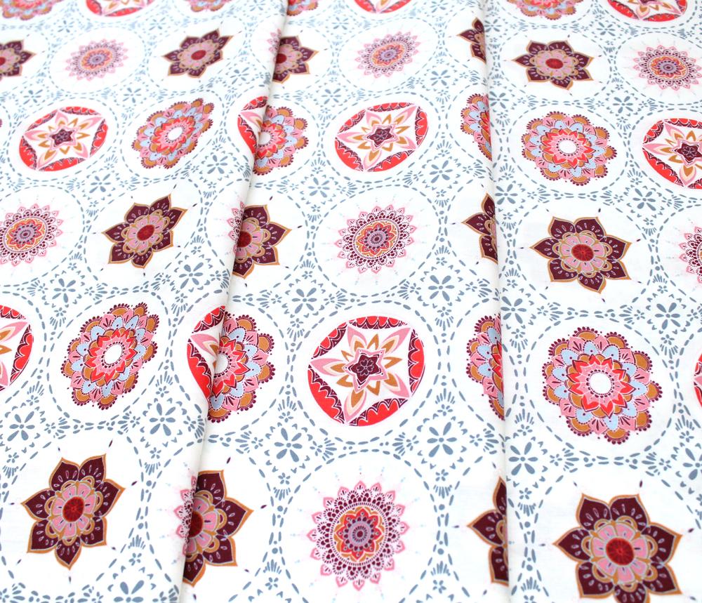 Art Gallery Fabrics Trinkets Fusion Mandala Harmony Trinkets