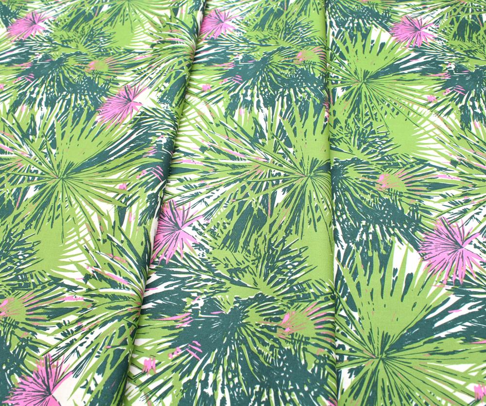 Art Gallery Fabrics Rainforest Fusion Tropical Rainforest
