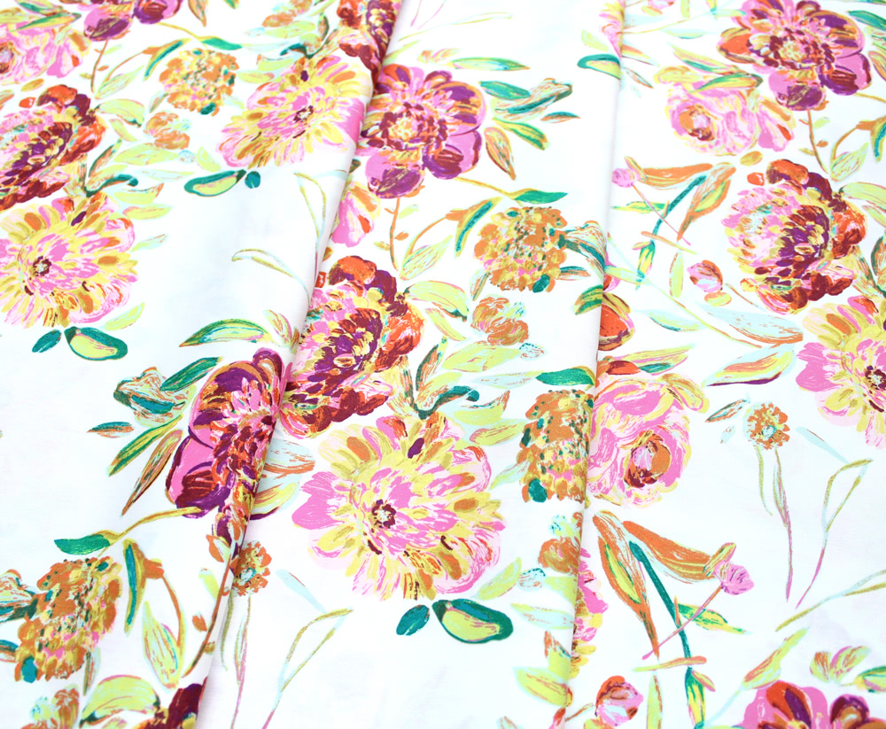 Art Gallery Fabrics Virtuosa Prima Flora Amore