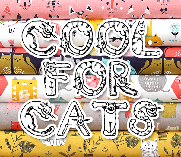 Dashwood Studio Cool For Cats Collection by Dashwood Designers