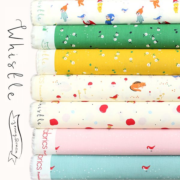 "大好評販売中!Birch Fabrics ""Whistle"""