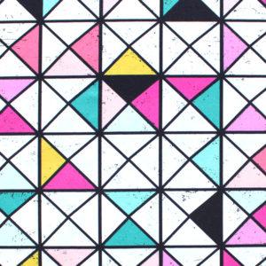 Art Gallery Fabrics Grid Vitrine Gems