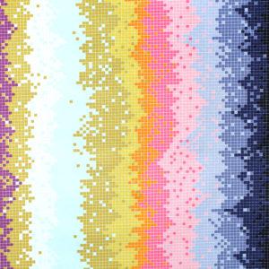 Art Gallery Fabrics Grid Lightwave Dampen
