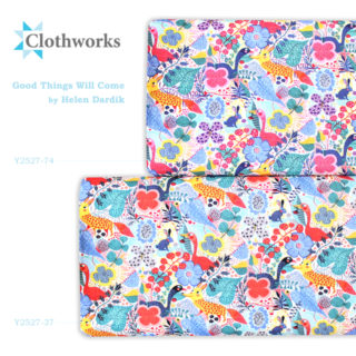 Clothworks Good Things Will Come