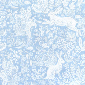 COTTON+STEEL Wildwood RP103-BL2 Fable - Blue