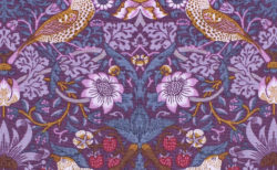 Moda Fabrics Best of Morris 8176-18 Strawberry Thief