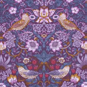 Moda Fabrics Best of Morris 8176-18 Strawberry Thief